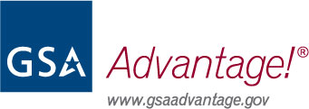 GSA Advantage logo as link to external GSA site